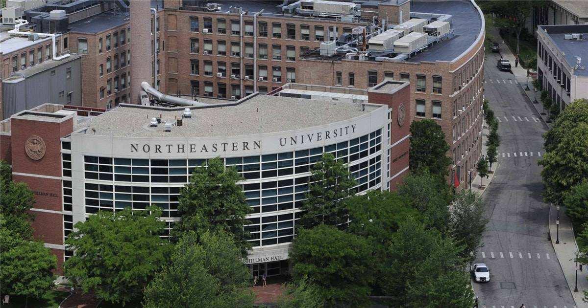 Một góc Đại học Đông Bắc