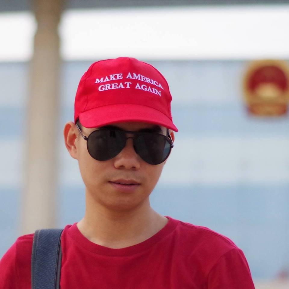 Nguyễn Quảng Đạt - Du học Trung Quốc