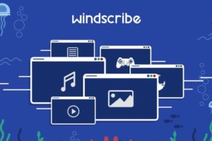 windscribe – ung dung vpn mien phi tot nhat tai Trung Quoc