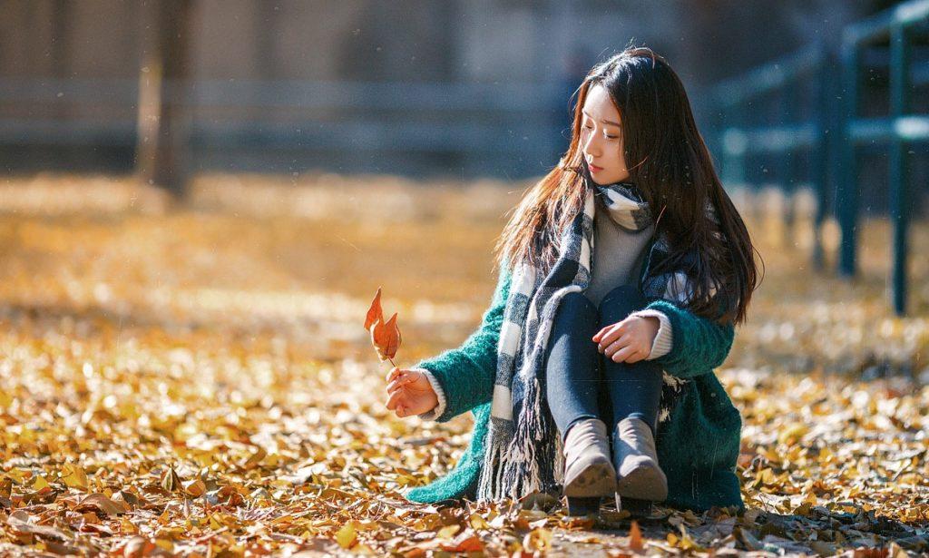 Mùa thu tại Đại học Tô Châu